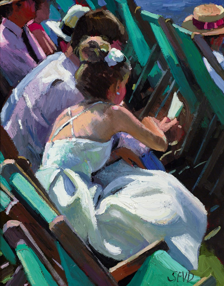 Regatta Afternoon by sherree valentine daines -  sized 8x10 inches. Available from Whitewall Galleries